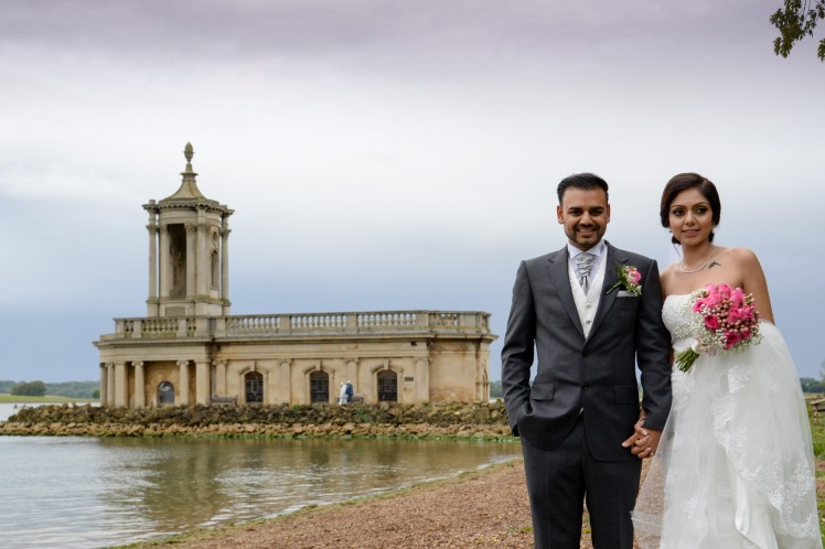 wedding photography normanton church and barnsdale hall 012